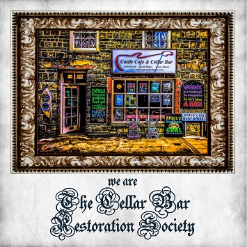 We Are The Cellar Bar Restoration Society - CD