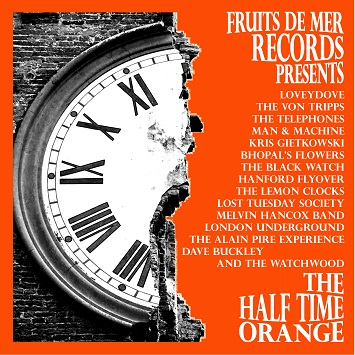 The Half Time Orange