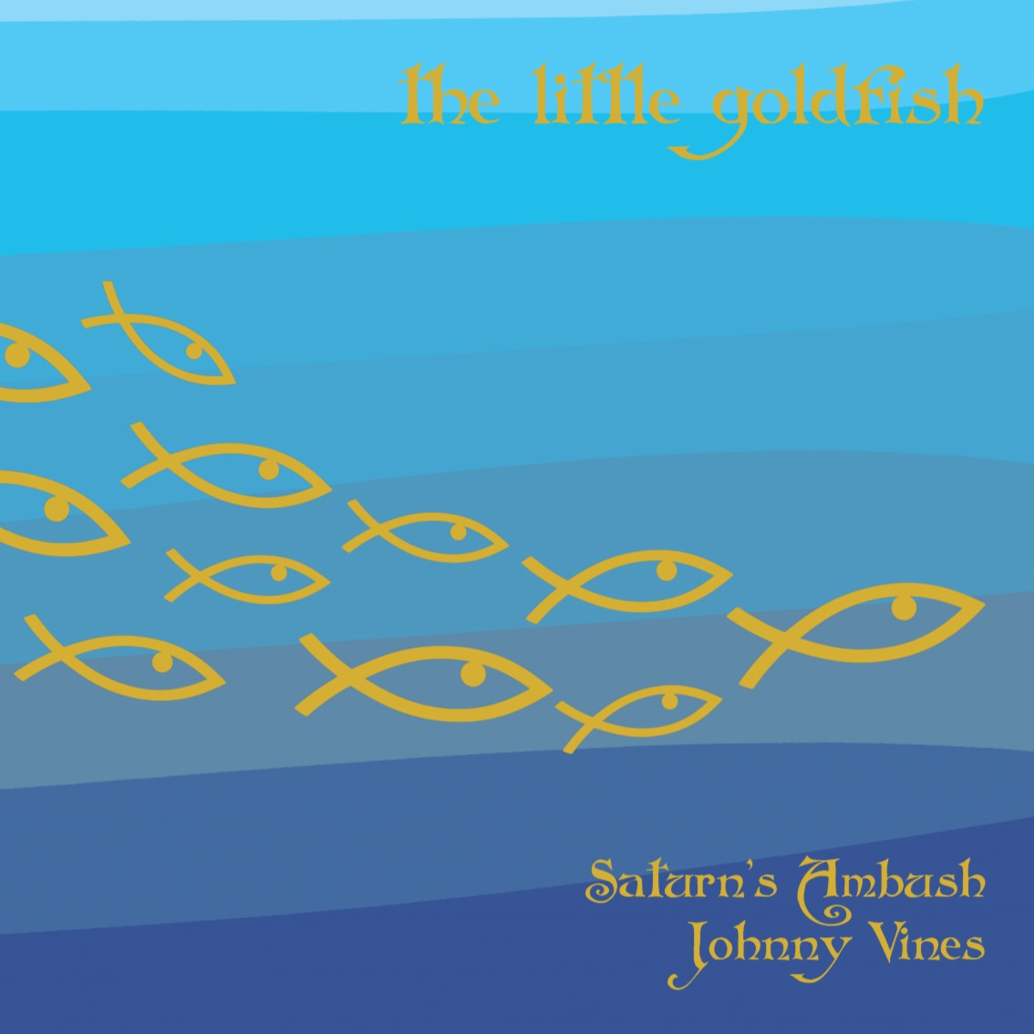 the little goldfish
