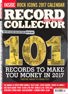 Record Collector sponsors Fruits de Mer 2017 events