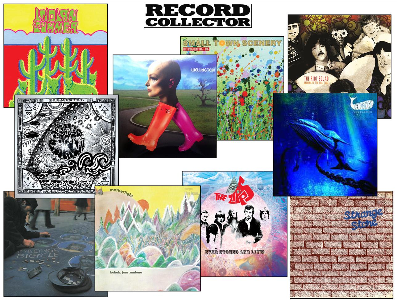 Record Collector magazine LP prizes