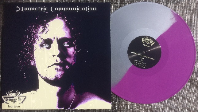 Kris Gietkowski - Symmetric Communication vinyl