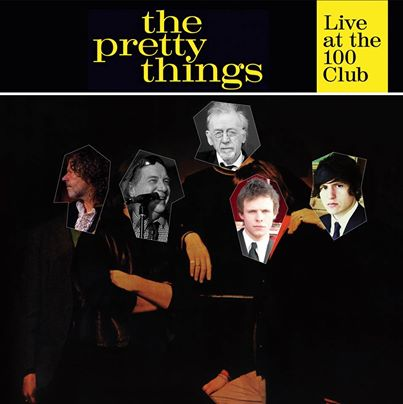 the mighty Pretty Things