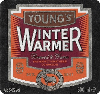 Youngs Winter Warmer
